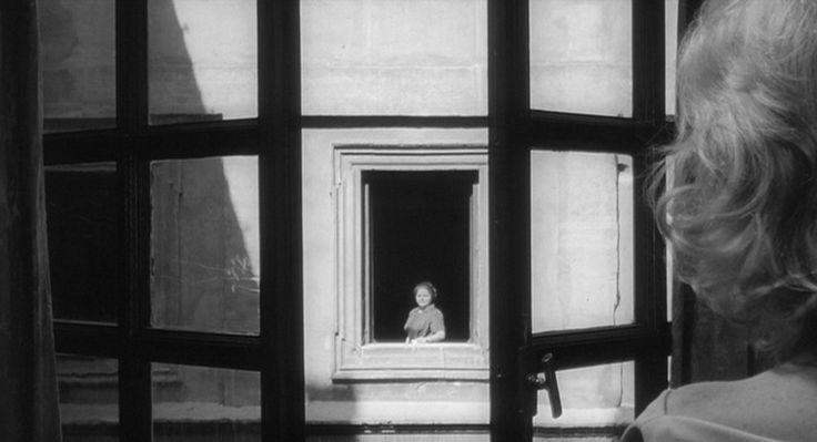 L'Eclisse (1962, Michelangelo Antonioni) / Cinematography by Gianni Di Venanzo