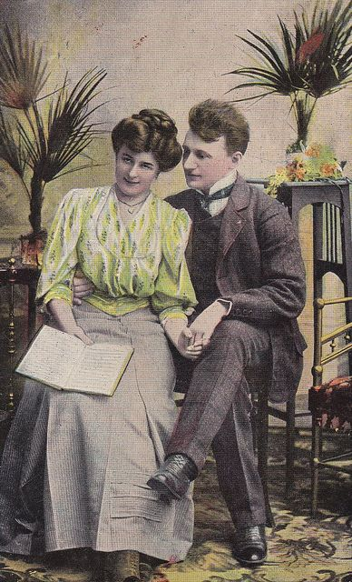 Vintage Victorian Postcards | Vintage Victorian postcard. | Flickr - Photo Sharing!