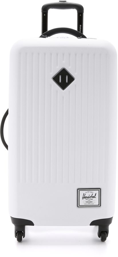 www.thepriceofpretty.com Herschel Supply Co. Trade Large Suitcase