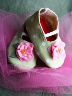 So Adorable Baby Shoes
