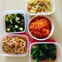 これはおすすめ!週末に作っておきたい【野菜の常備菜(保存食)レシピ】