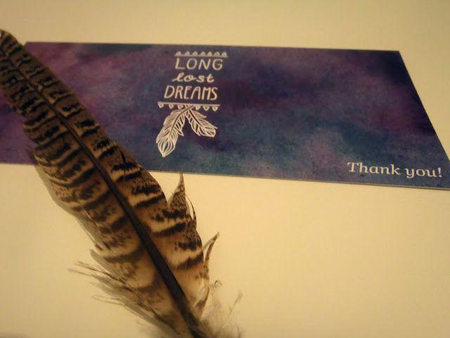 Long Lost Dreams - www.facebook.com/longlostdreams