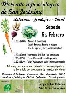 Sevilla: Mercado Agroecológico de San Jerónimo | Ecologistas en Acción
