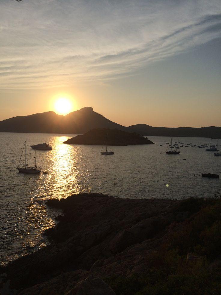 Isla Dragonera St. Elm