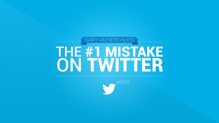 The #1 mistake when people start using Twitter / L'erreur #1 que tout le monde fait sur Twitter #Twitter #SocialMedia #ReseauxSociaux #Tips #Conseils #DigitalMarketing #MarketingNumerique #Montreal #Mtl #SocialMediaVideo