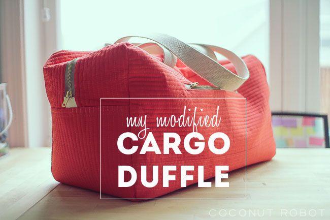 cargo duffle (via Bloglovin.com )