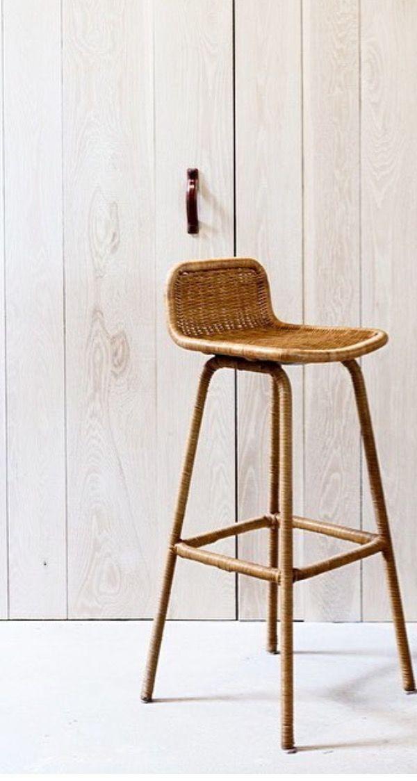 Best 25 Wicker Bar Stools Ideas On Pinterest Seagrass