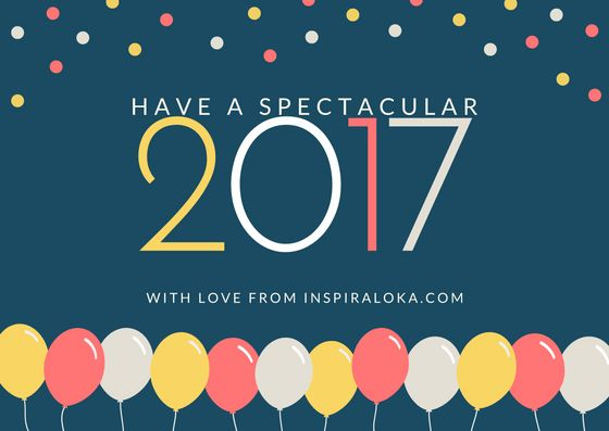 Have a spectacular 2017