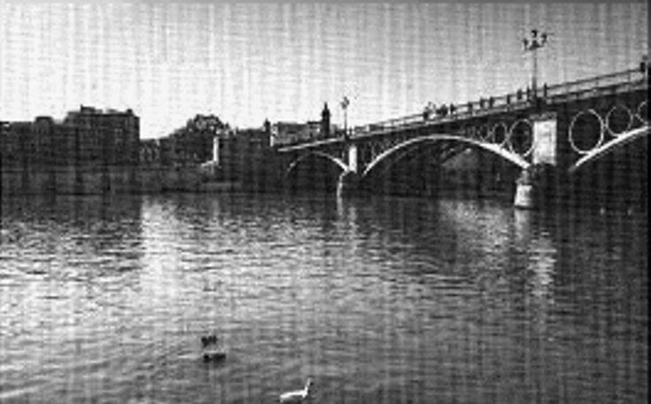 Puente de Triana - Sevilla  www.trianaocio.es