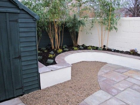 images about Small Garden Ideas on Pinterest
