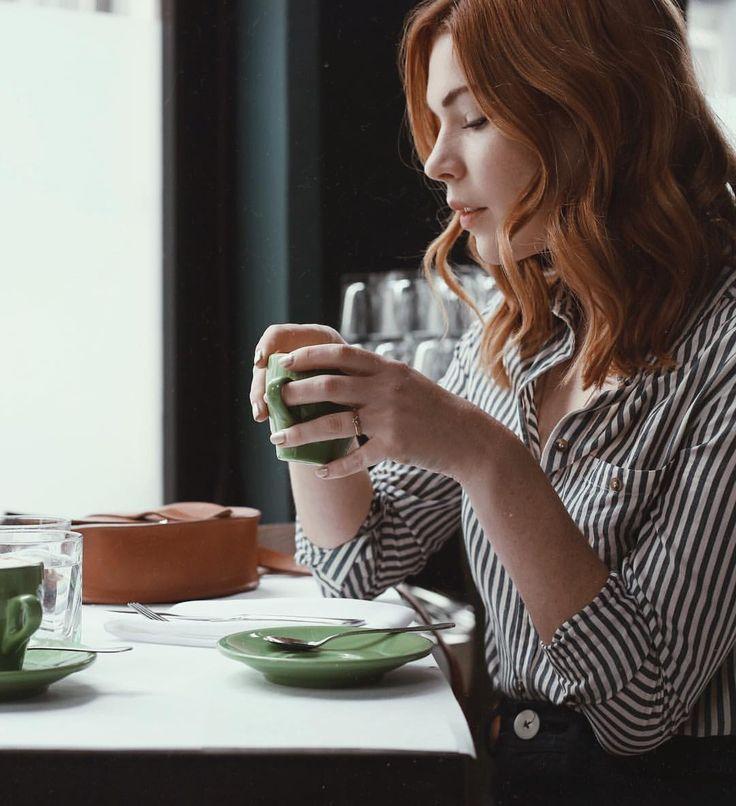 "4,590 Likes, 33 Comments - Courtney Halverson (@prettylittlefawn) on Instagram: ""Espresso break on a rainy day in DTLA. ☕️ I've definitely been feeling those post-holiday blues,…"""