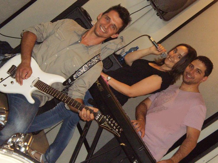Homepage - TriOttavi Music Band