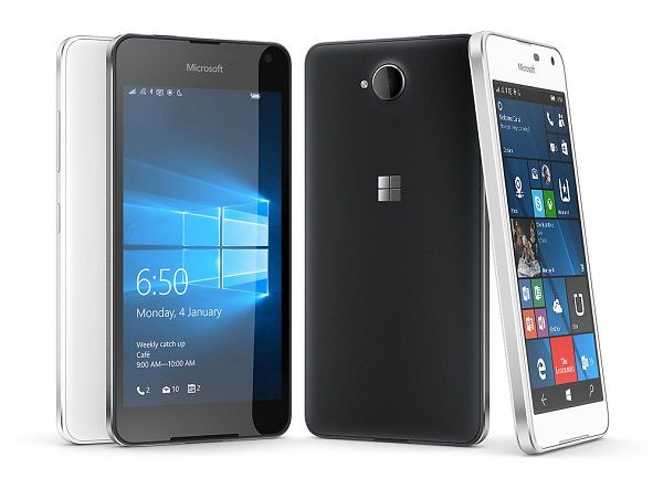 Microsoft launches Lumia 650 with 5-inch HD screen and Windows 10. #WindowsPhone #Windows10Mobile #Lumia @MyAppsEden  #MyAppsEden