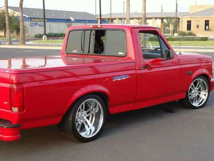 17 best images about ford lightning on pinterest trucks. Black Bedroom Furniture Sets. Home Design Ideas