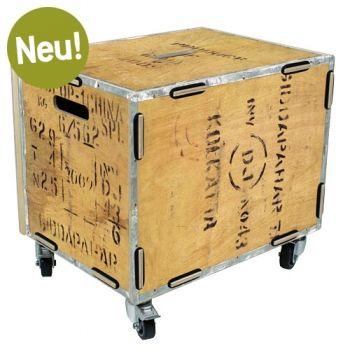Werkhaus Shop - Rollbox - Teekiste