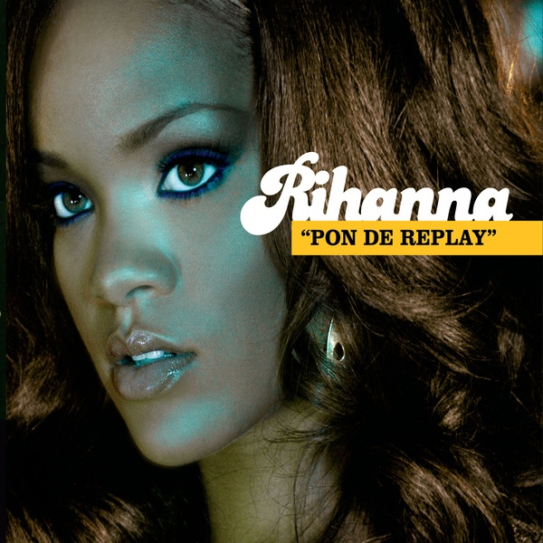 Pon De Replay is the 1st Single from Rihanna's debut Album, 'Music Of The Sun'.