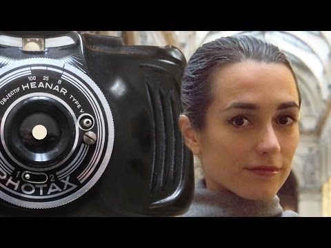 Shooting Cinematic Video with a 65 Year Old Plastic Lens that Costs 50 Cents