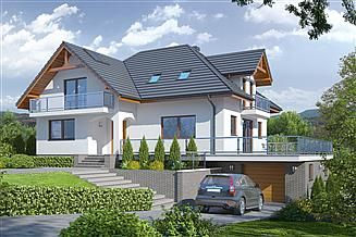 Projekt domu Sławopole