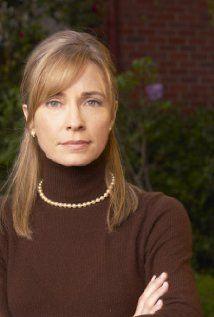 Army Lt. Col. Hollis Mann played by Susanna Thompson