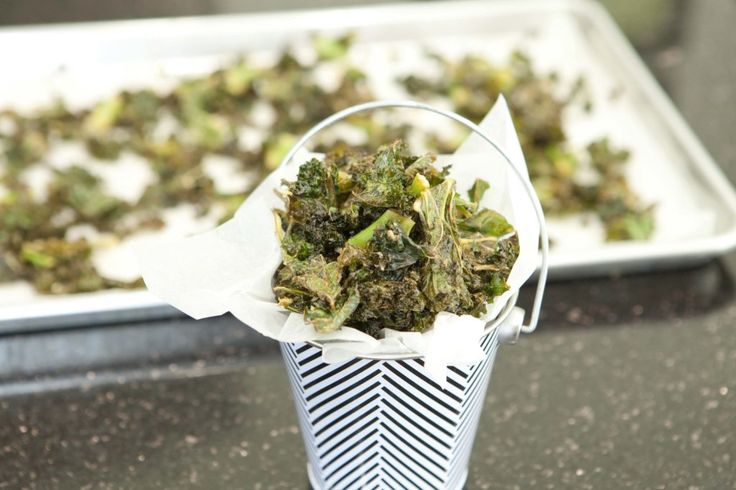 Kale Chips | Healthy Ideas for Kids