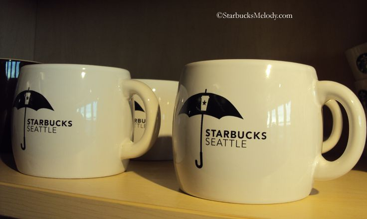 Very cool Starbucks mugs - available at the Coffee Gear store.