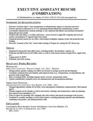 Resume Format Qualifications 2 Resume Format Pinterest