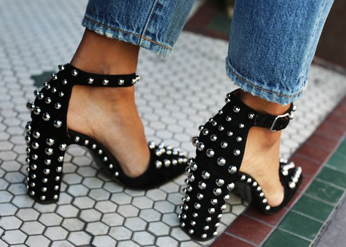 Studded. – Sincerely Jules / ALEXANDER WANG
