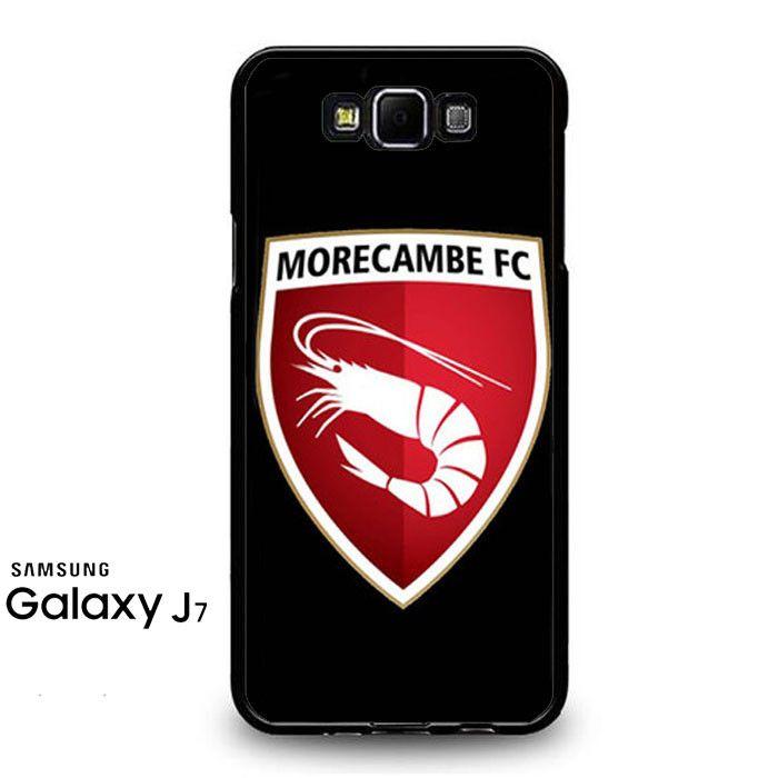 Morecambe Fc Logo Black Samsung Galaxy J7 Prime Case