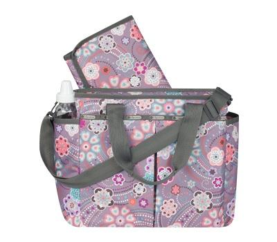 LeSportsac Baby: Ryan Baby Bag in Merriment #LeSportsac