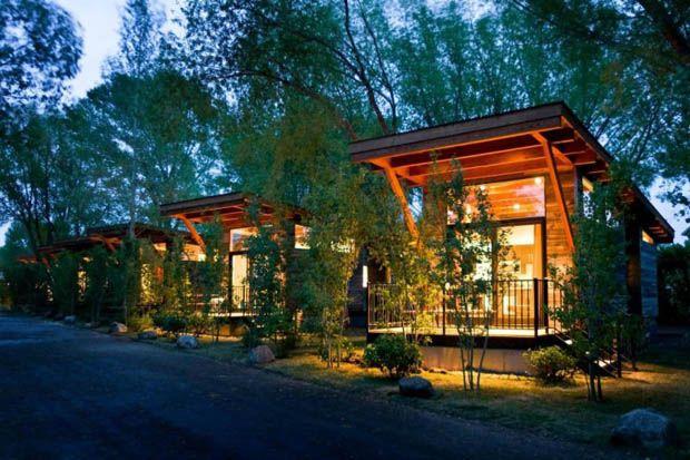 แบบบ้านหลังเล็ก สไตล์รีสอร์ท สวยมาก Mini House Tiny
