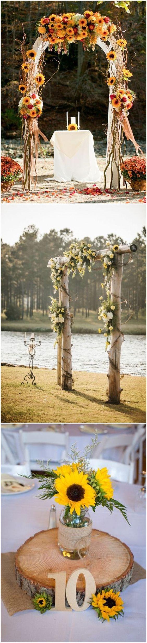 Yellow wedding decorations ideas november 2018  best wedding decorations images on Pinterest