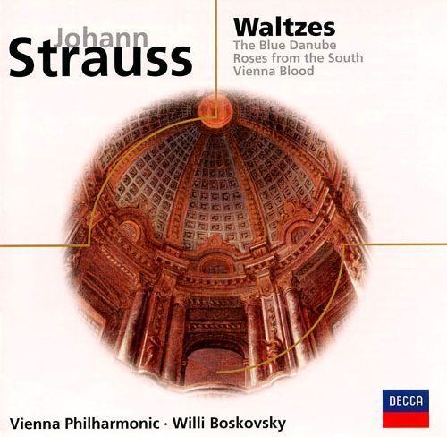 Johann Strauss: Waltzes [CD]