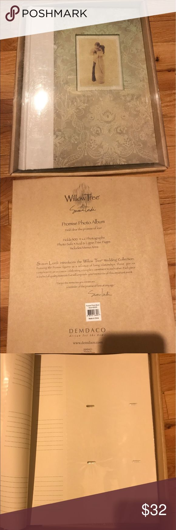 Retired Willow Tree Promise Photo Album Brand new, never used. willow tree Other