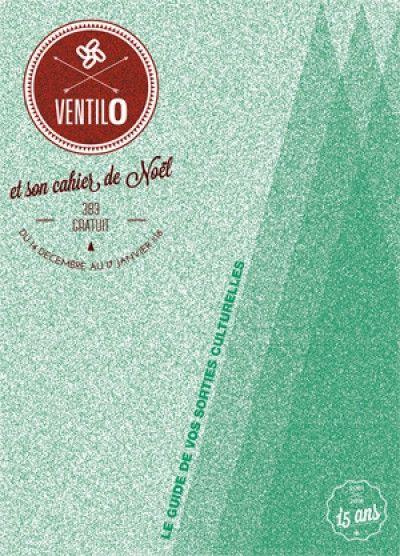 Ventilo #383 : Cahier de Noël