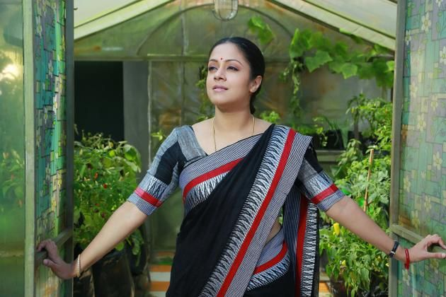 A still from 36 Vayadhinile. Jyotika who could well have ended up not doing her up coming film 36 Vayadhinile tells what it means to face the arclights once again.