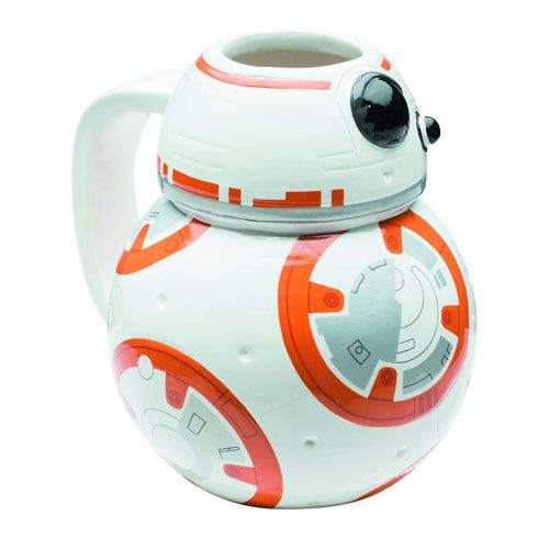 Star Wars: Episode VII – The Force Awakens BB-8 Molded Ceramic Mug