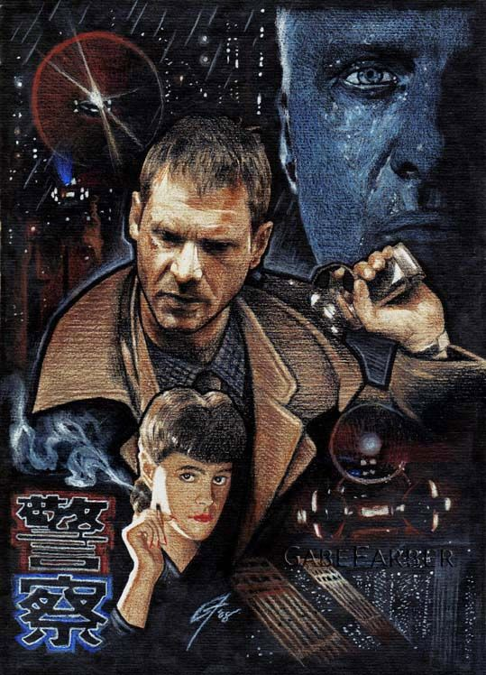 'Blade Runner' 2 will have Ridley Scott and Hampton Fancher.
