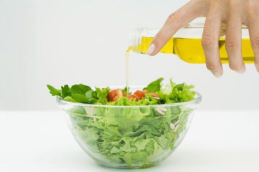 Самые вкусные заправки для салатов