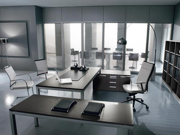 17 migliori idee su arredamento per ufficio moderno su for Arredamento tedesco