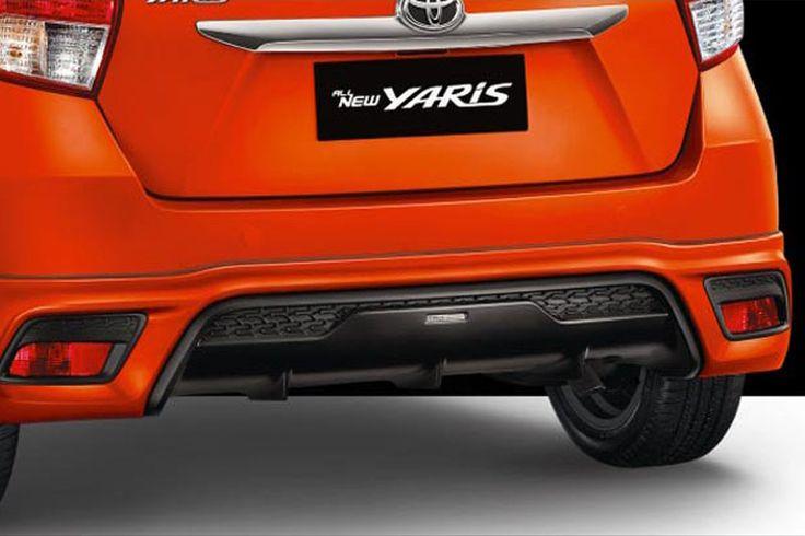 New Yaris 1500S TRD Exterior 1