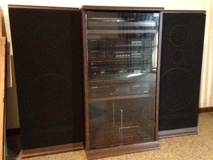 Pioneer-6100-Stereo-System vintage