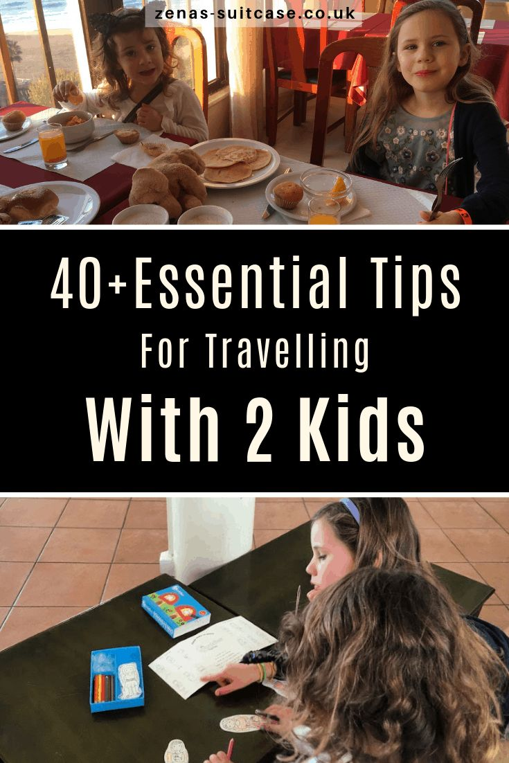 40+ Important Ideas For Travelling With 2 Youngsters (or Extra)