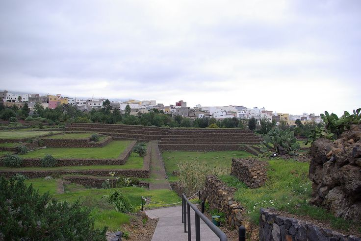 Pirámides de Güímar (Tenerife)