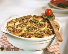 Rulouri cu carne tocată - Retete culinare - Romanesti si din Bucataria internationala