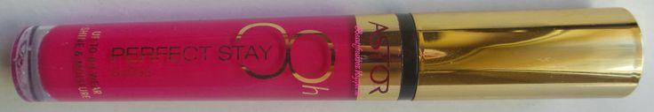 Beauty Freak Box: ASTOR Perfect Stay 8H Gloss – 006 Fuschia Cabaret