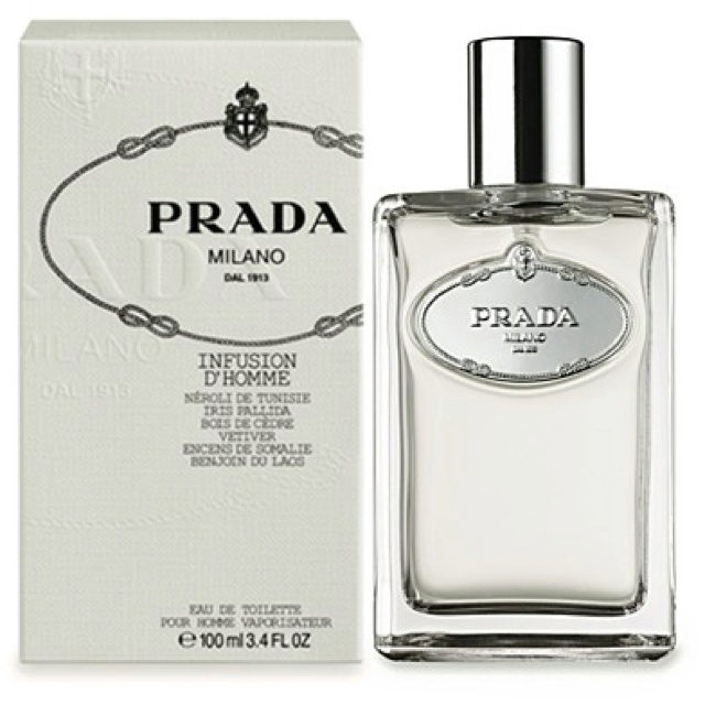 Prada men's fragrance