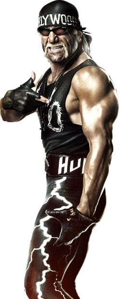 Hulk Hogan Hollywood Render