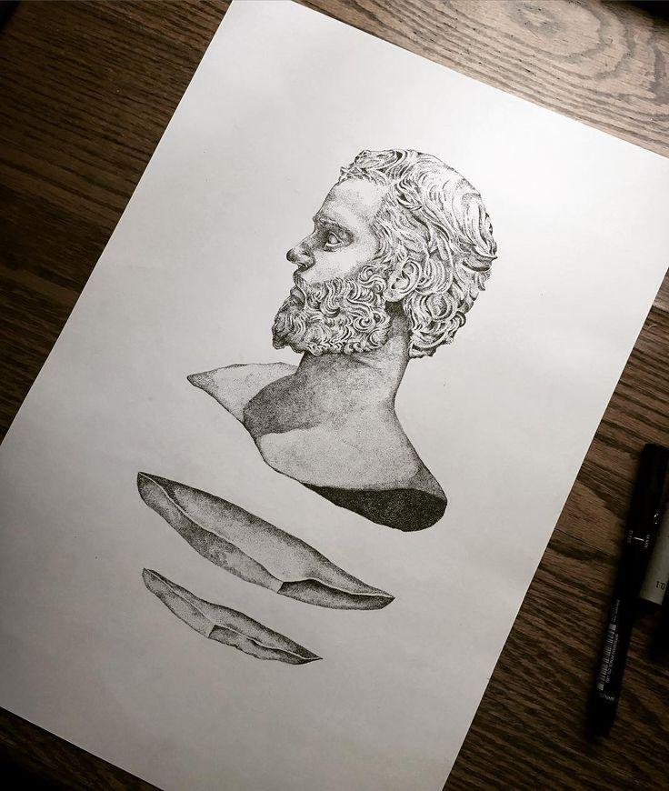 Fresh WTFDotworkTattoo Find Fresh from the Web #profile #illustration…