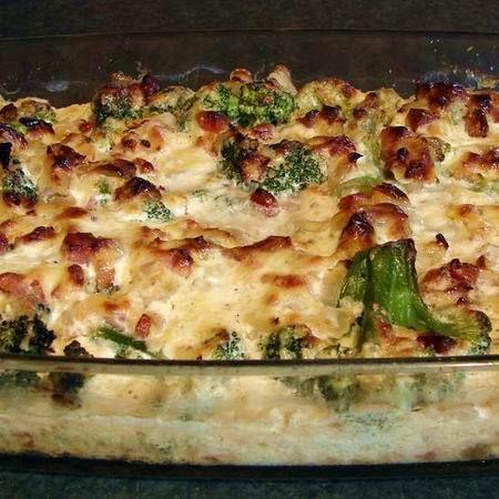 Receptbázis - Jénaiban sült brokkoli