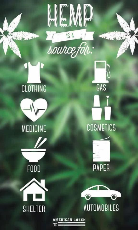 Replace your government in order to bring effective new hemp regulations. http://Hempico.biz